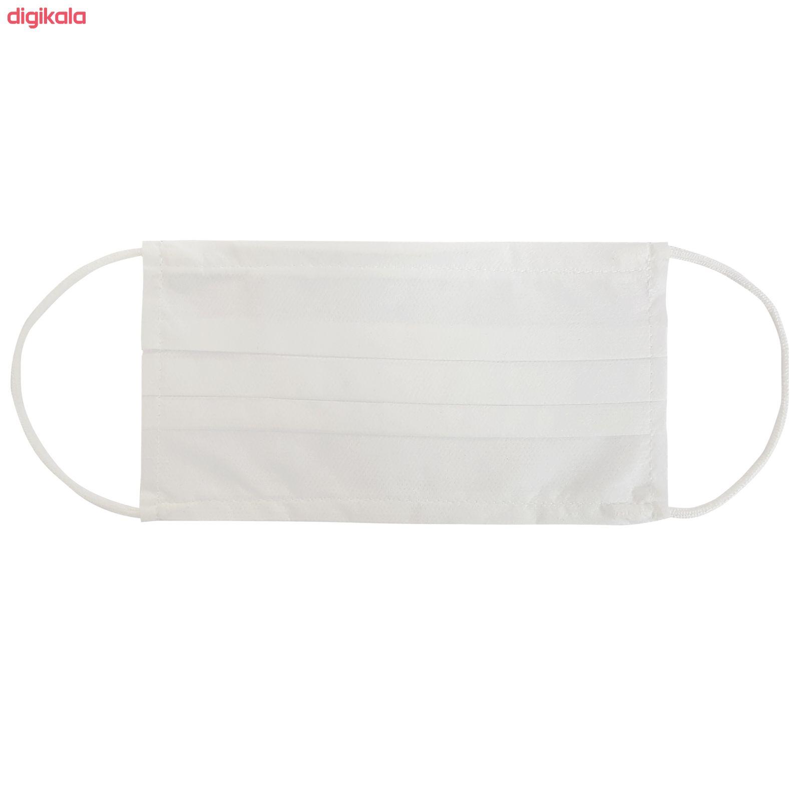 ماسک تنفسی مدل SSMMS-4 بسته 50 عددی main 1 1