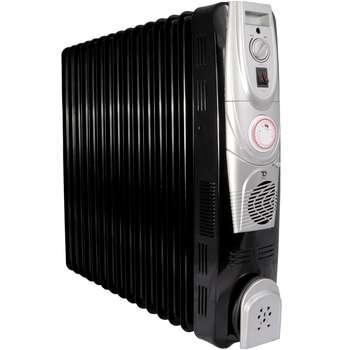 شوفاژ برقی تک الکتریک مدل RA1108-15FB | Tech Electric RA1108-15FB Radiator