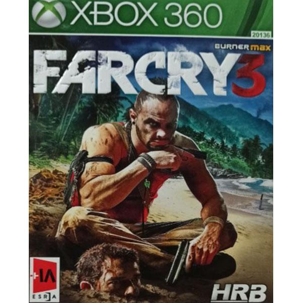 بازی FARCRY 3 مخصوص XBOX 360 main 1 1