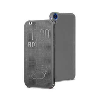 کیف کلاسوری مدل Dot View مناسب برای گوشی موبایل اچ تی سی 630