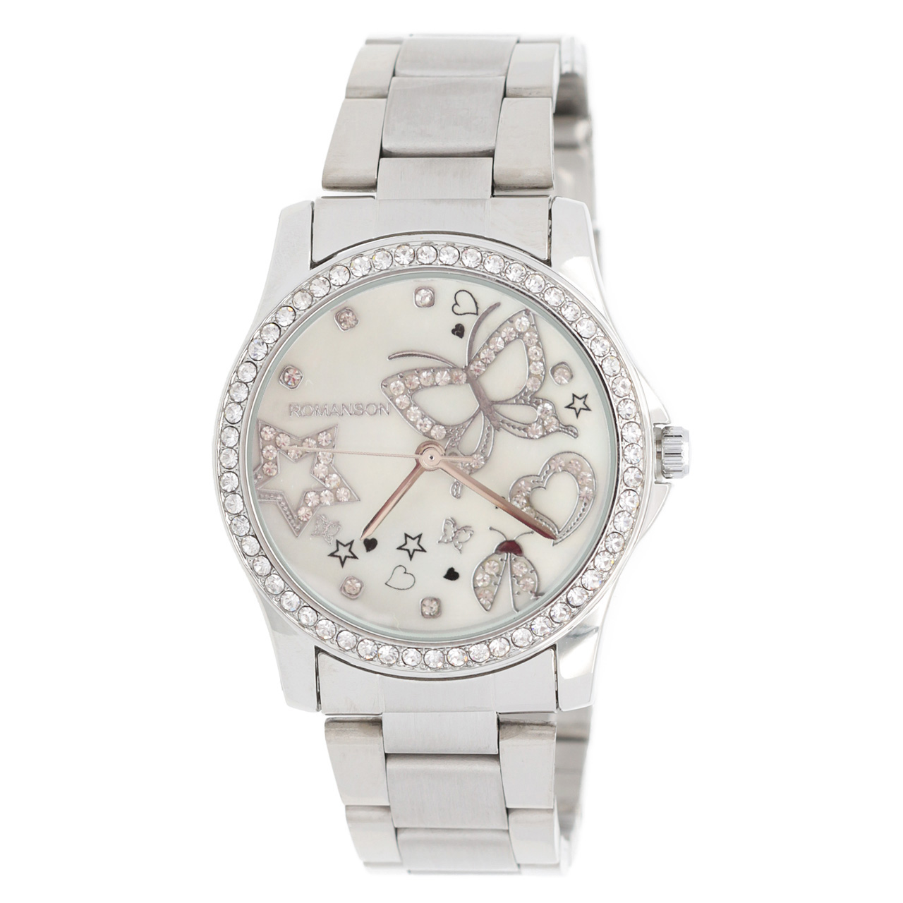 ساعت مچی عقربه ای زنانه مدل RS1680