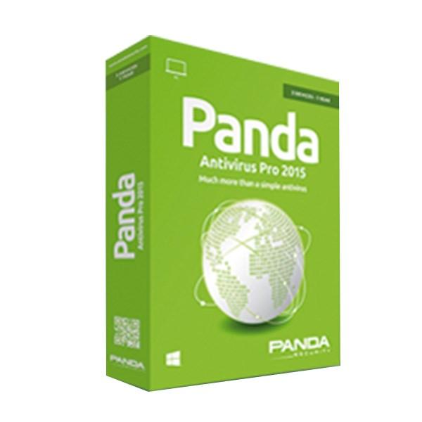 آنتی ویروس پاندا سیکیوریتی مدل پرو 2015