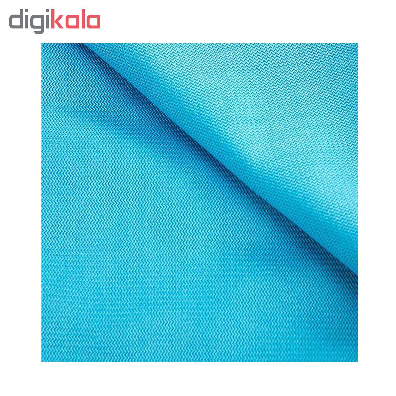 دستمال میکروفایبر ناژه مخصوص شیشه کد 01