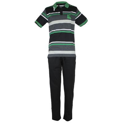 تصویر ست تی شرت و شلوار مردانه پی جامه مدل 2238