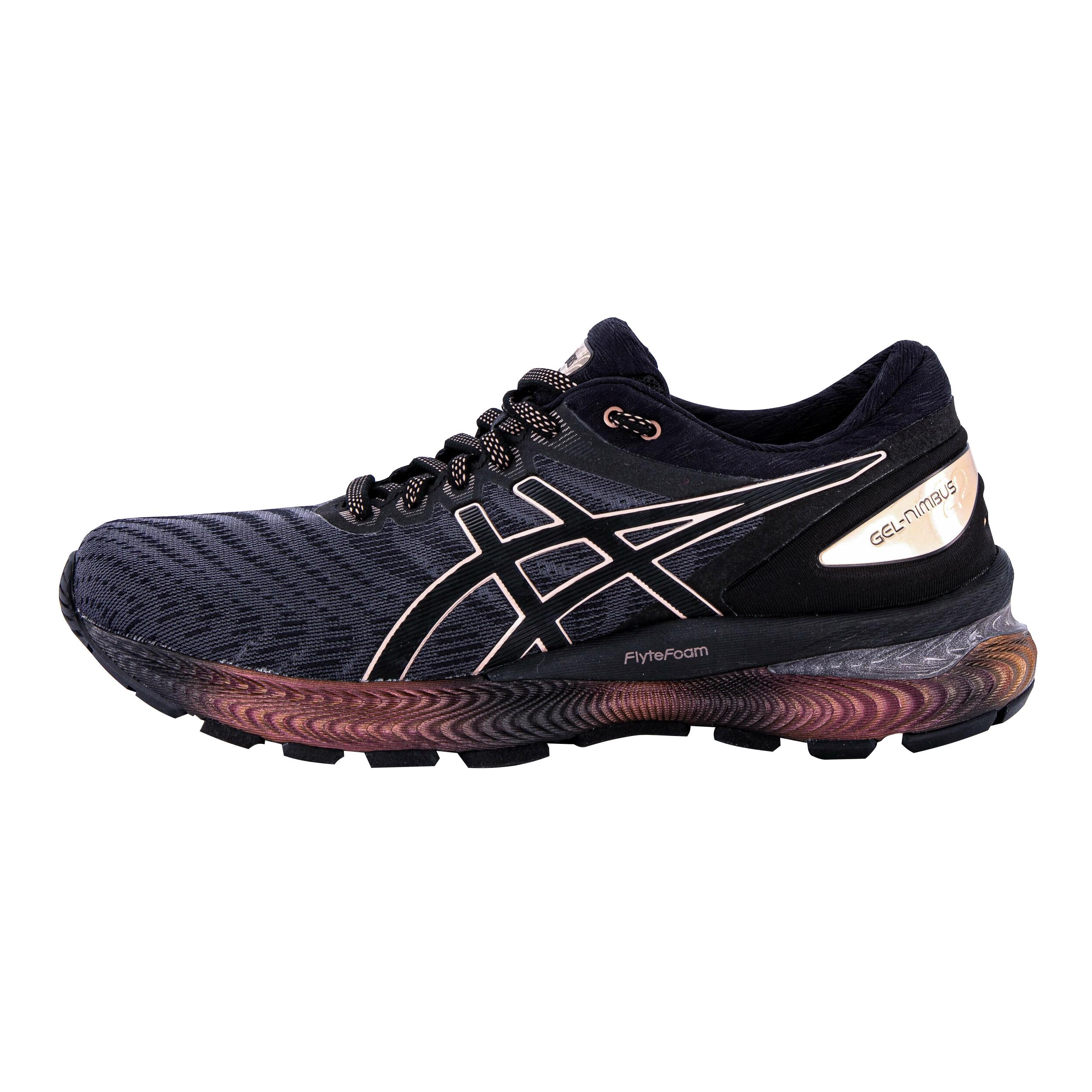 کفش پیاده روی مردانه اسیکس مدل GEL-NIMBUS 22 PLATINUM