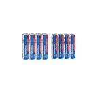 باتری قلمی و نیم قلمی وستینگ هاوس مدل Super Heavy Duty بسته 8 عددی