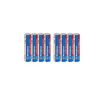 باتری نیم قلمی وستینگ هاوس مدل Super Heavy Duty بسته 8 عددی