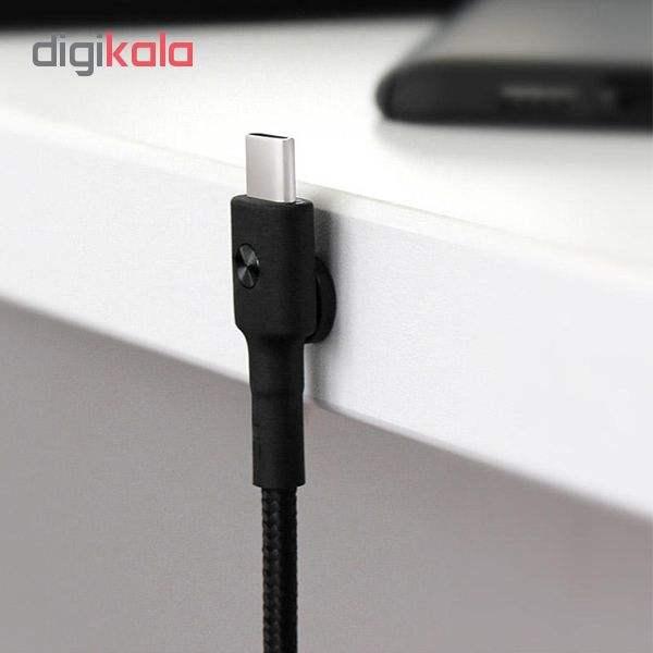 کابل تبدیل USB به USB-C زد ام آی مدل AL401 به طول 100 سانتی متر main 1 2