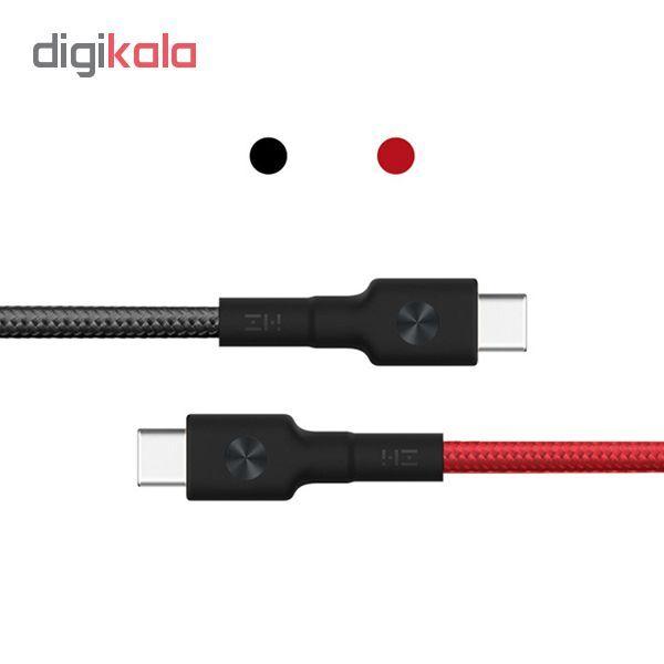 کابل تبدیل USB به USB-C زد ام آی مدل AL401 به طول 100 سانتی متر main 1 5