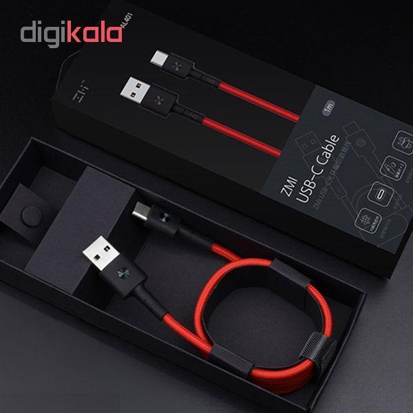 کابل تبدیل USB به USB-C زد ام آی مدل AL401 به طول 100 سانتی متر main 1 6