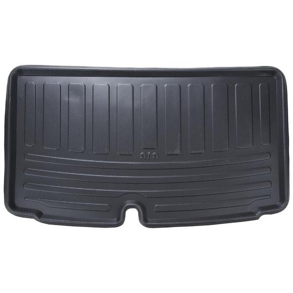 کفپوش سه بعدی صندوق خودرو آرا مدل اطلس مناسب برای پژو 207