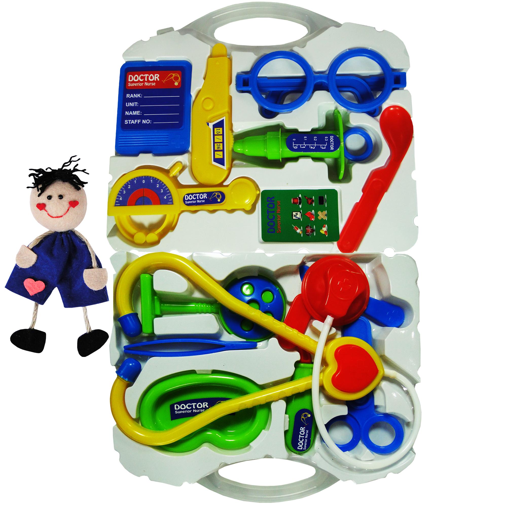خرید                     اسباب بازی طرح دکتری مدل Doctor Superior کد 2457