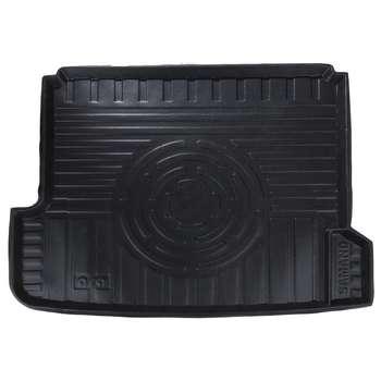 کفپوش سه بعدی صندوق خودرو آرا مدل اطلس مناسب برای سورن(مشکی)