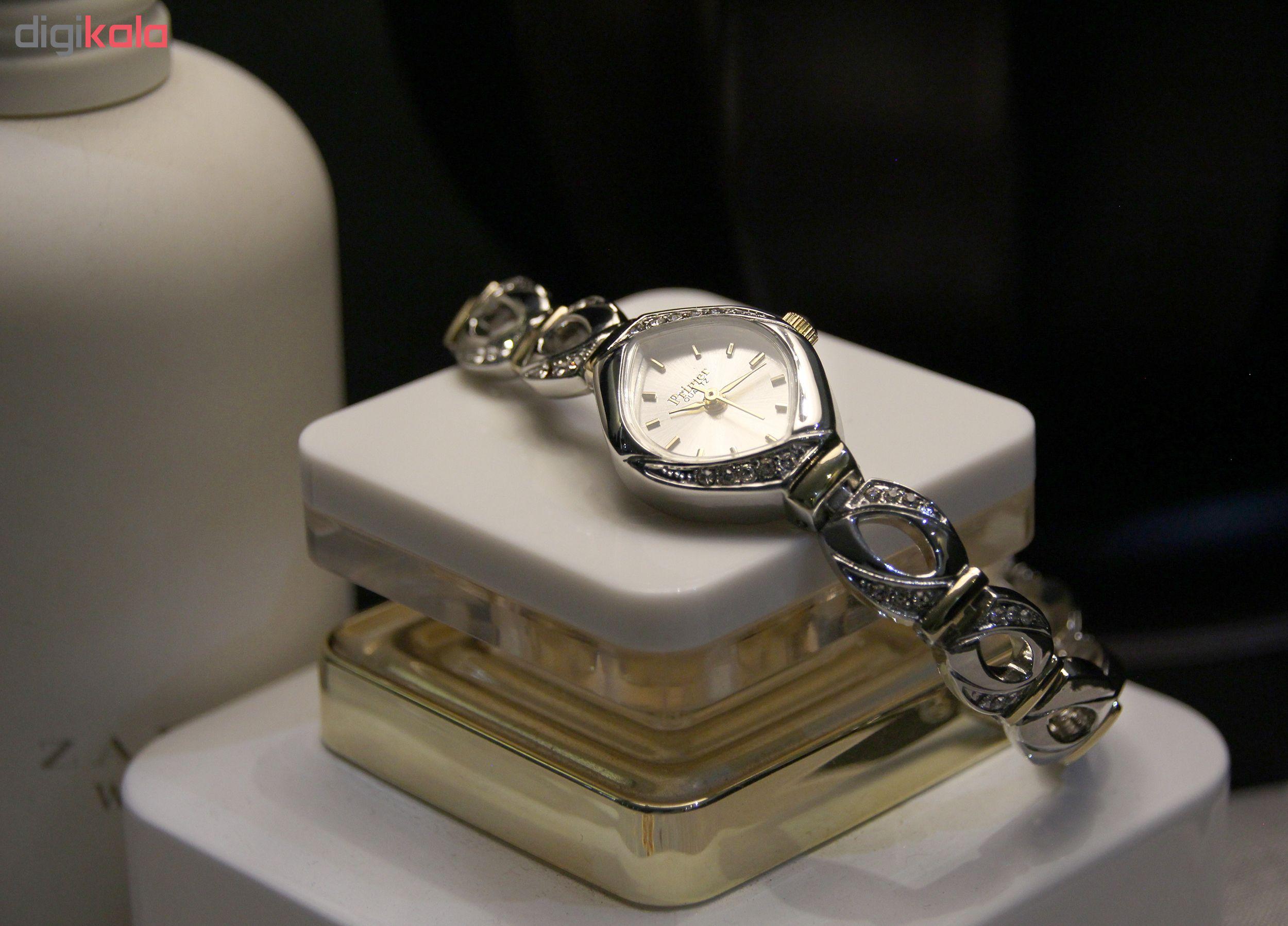 ساعت مچی عقربه ای زنانه پرایمر مدل BB-19-10