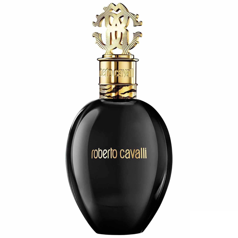 تستر ادو پرفیوم زنانه روبرتو کاوالی مدل Roberto Cavalli Nero Assoluto حجم 75 میلی لیتر