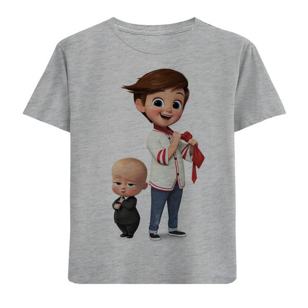 تی شرت بچگانه مدل بچه رییس F169