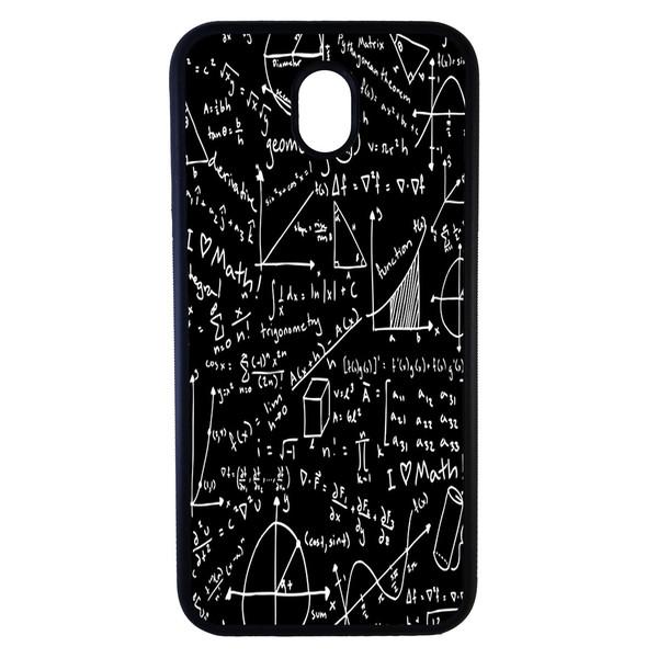 کاور طرح ریاضی مدل 0267 مناسب برای گوشی سامسونگ galaxy j7 pro/j730