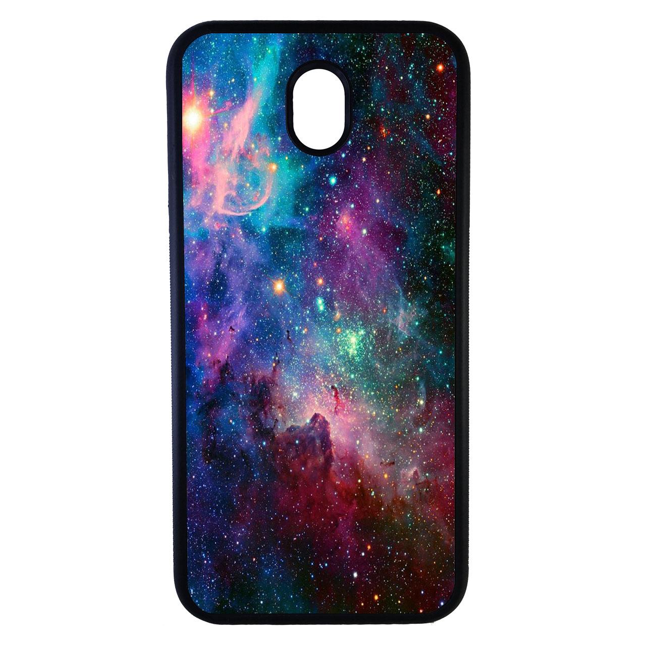 کاور طرح کهکشان مدل 0270 مناسب برای گوشی موبایل سامسونگ galaxy j7 pro/j730