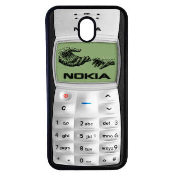 کاور طرح نوکیا قدیمی مدل 0274 مناسب برای گوشی موبایل سامسونگ galaxy j7 pro/j730
