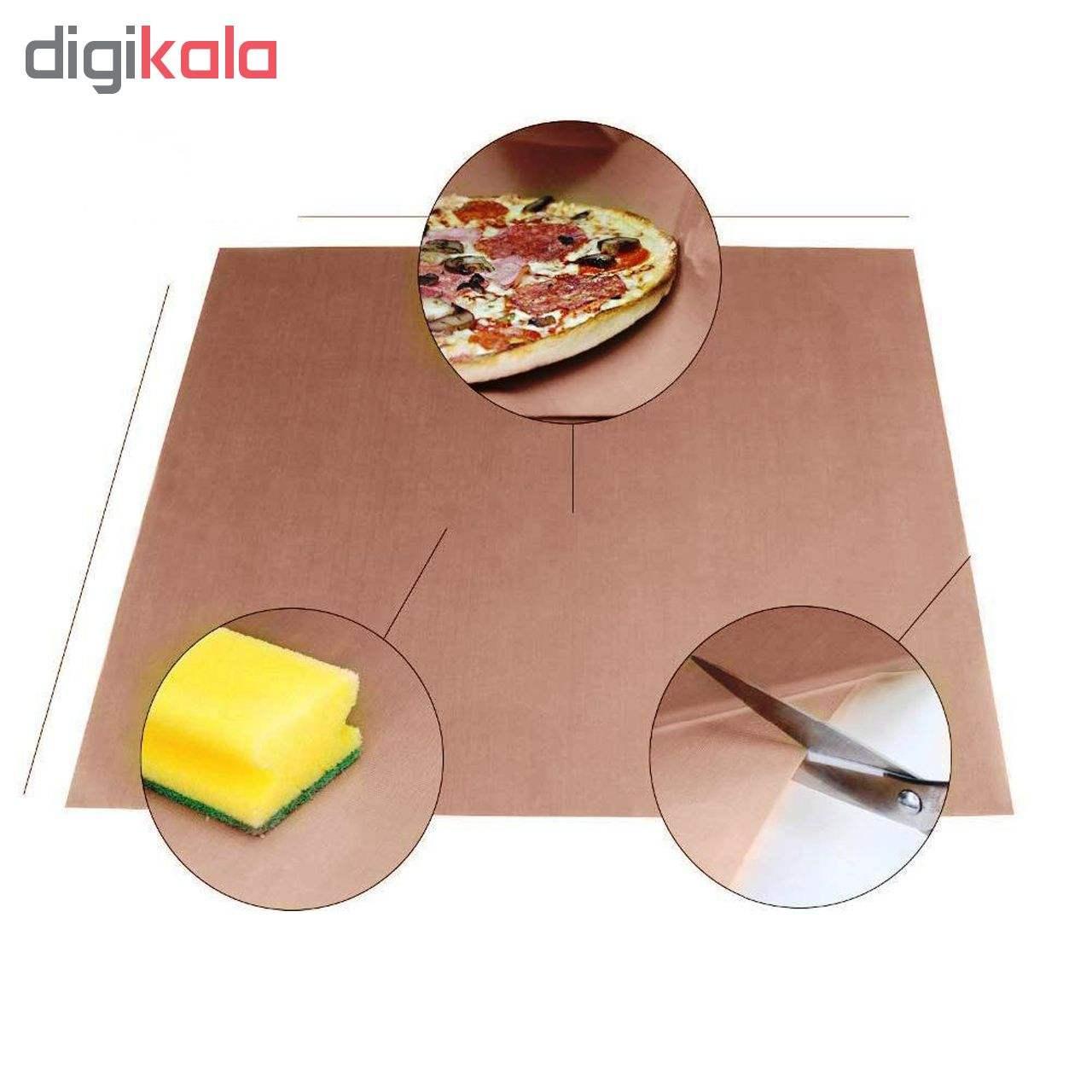 ورق نسوز آشپزی و شیرینی پزی  مدل 4060 بسته 2 عددی main 1 4