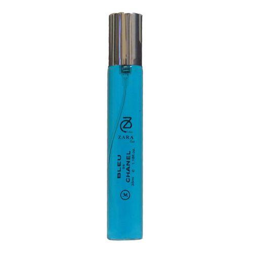 عطر جیبی مردانه زارا مدل Bleu de chanel حجم 35 میلی لیتر