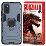 کاور گودزیلا مدل CG-BAT مناسب برای گوشی موبایل سامسونگ Galaxy M21