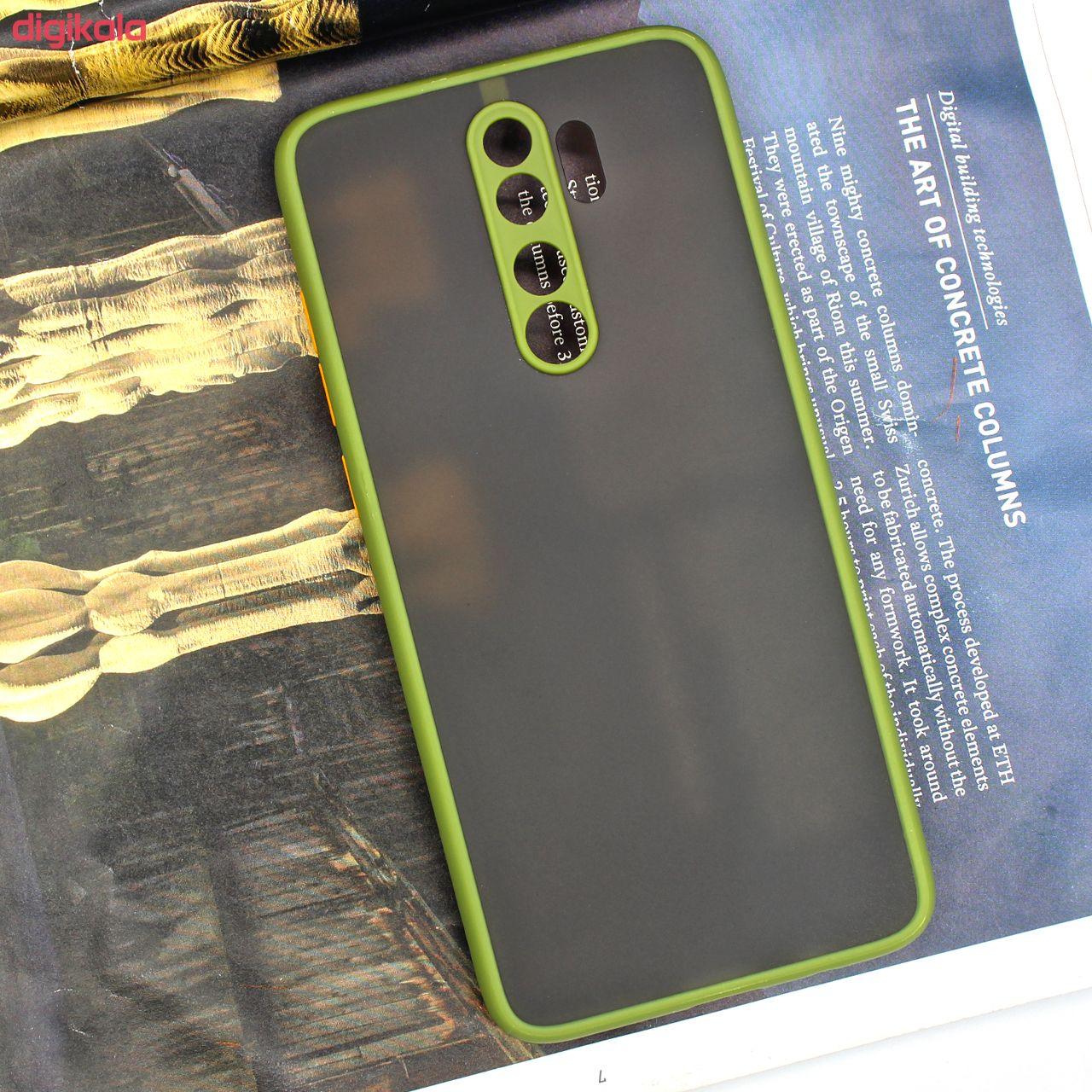 کاور کینگ پاور مدل M22 مناسب برای گوشی موبایل شیائومی Redmi Note 8 Pro main 1 15
