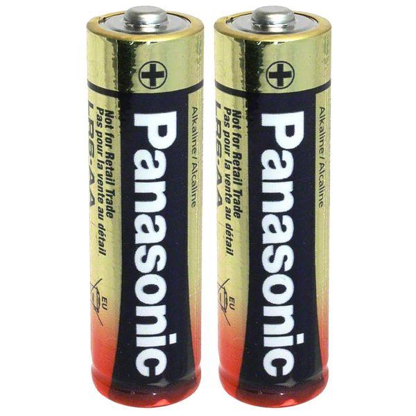 باتری قلمی پاناسونیک Alkaline بسته 2 عددی