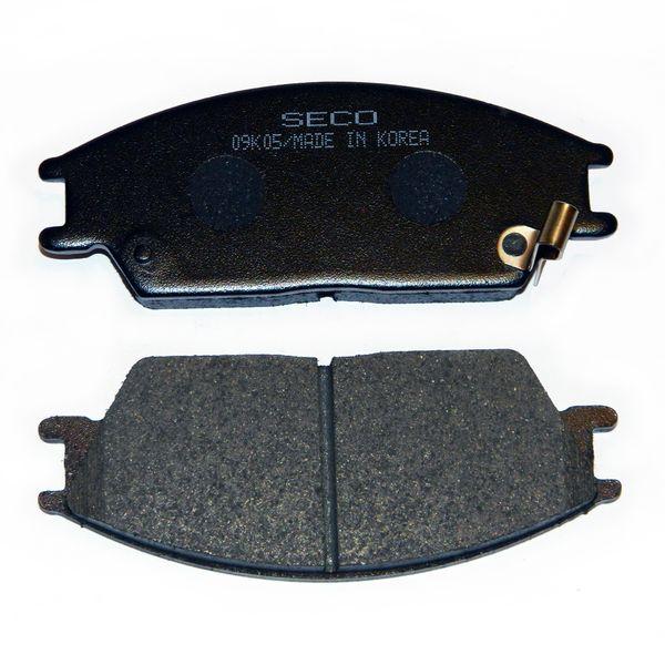 لنت ترمز جلو سکو مدل SPHD-001 مناسب برای هیوندای ورنا