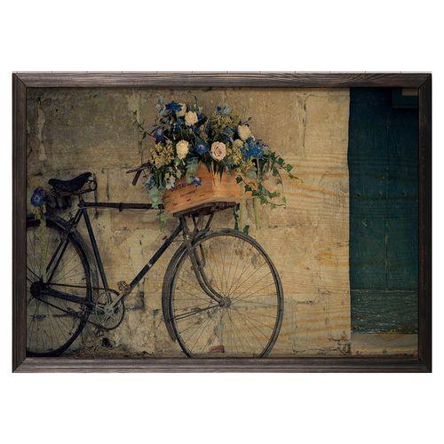 تابلو چوب آتینو مدل دوچرخه