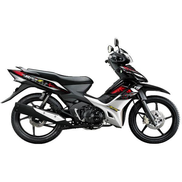 موتورسیکلت تی وی اس مدل RockZ سال 1397 | TVS RockZ 1397 Motorbike
