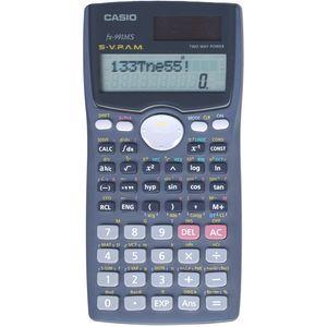 ماشین حساب کاسیو FX-991 MS