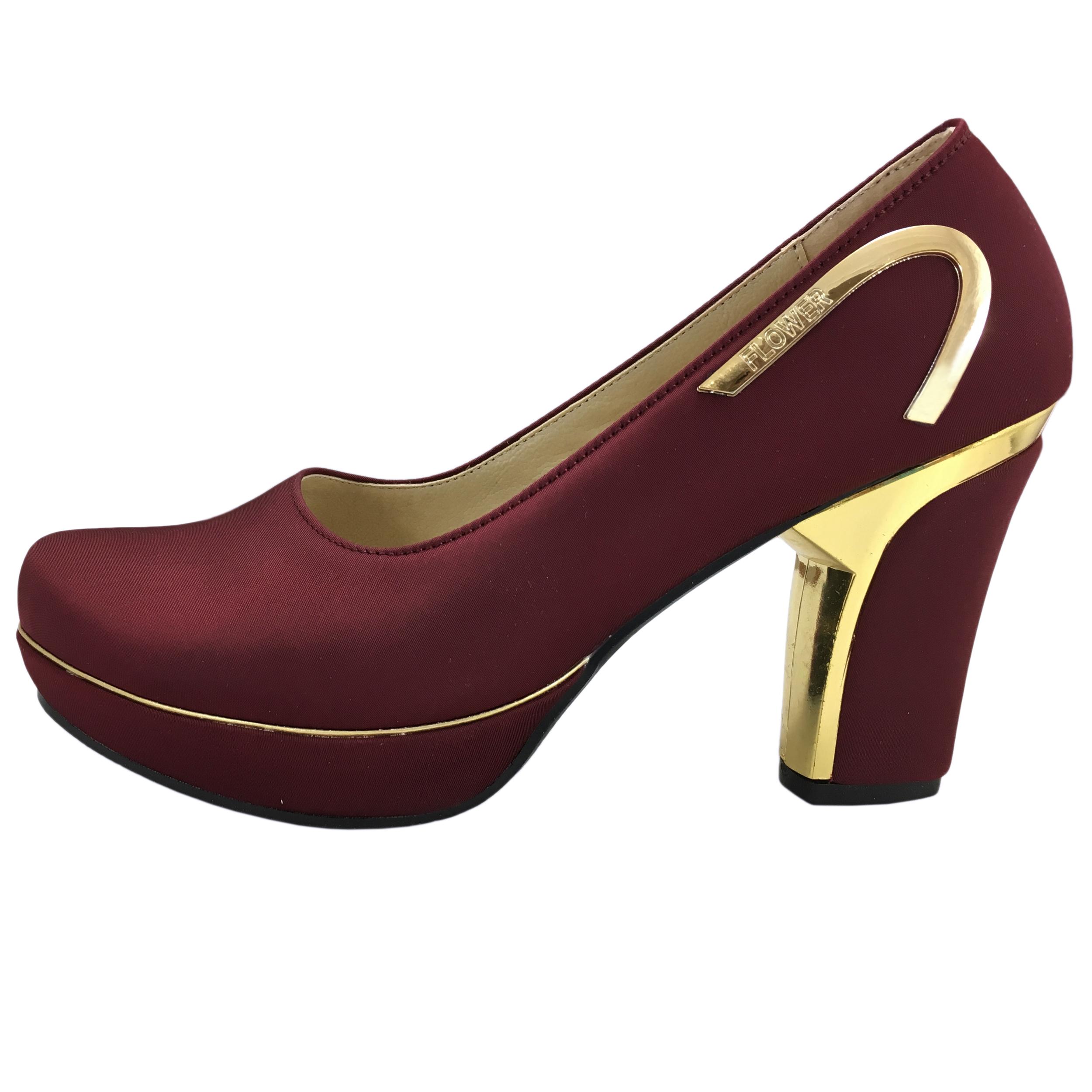کفش  زنانه  مدل مجلسی کد A081