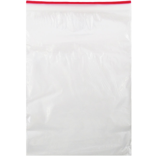 کیسه زیپ دار سایز 15*10 بسته 100 عددی