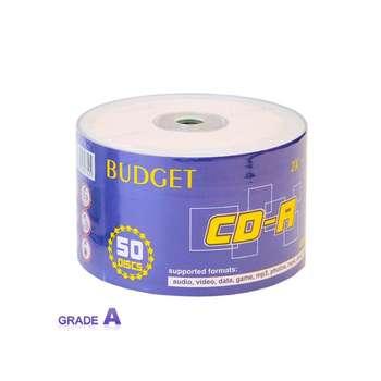 سی دی خام باجت مدل CD-R بسته 50 عددی