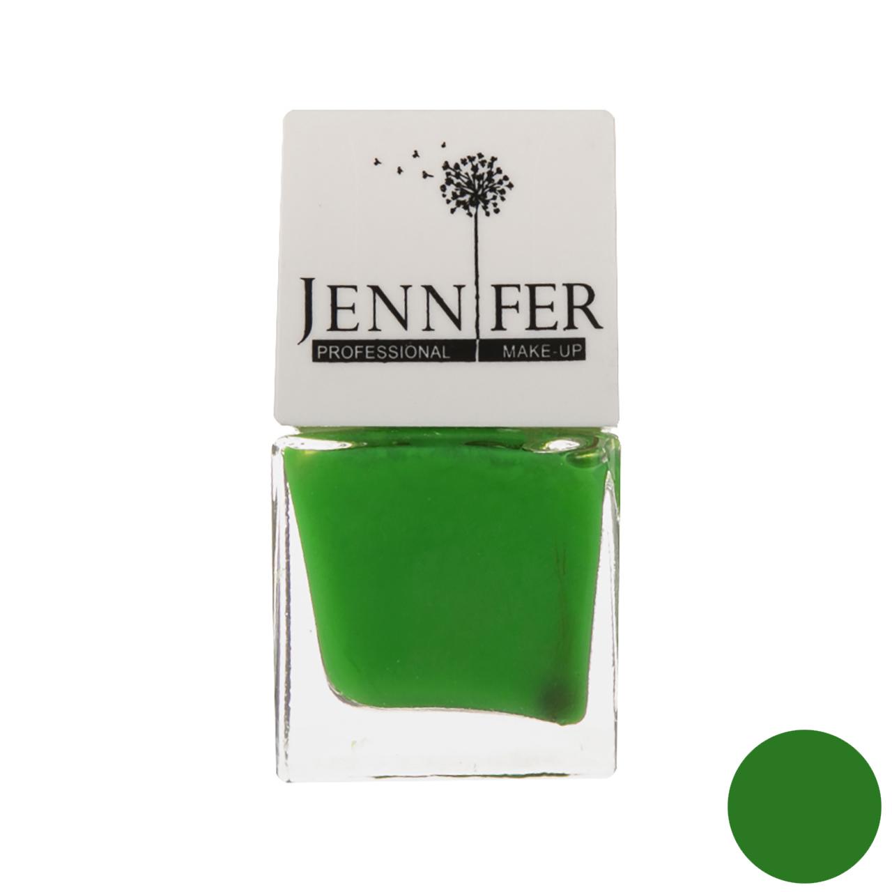 لاک ناخن جنیفر مدل JN شماره 50