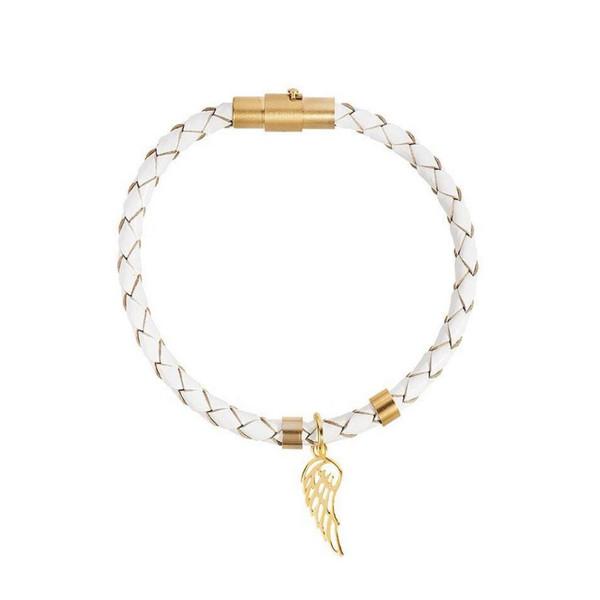 دستبند طلا 18عیار الن مدل EL34