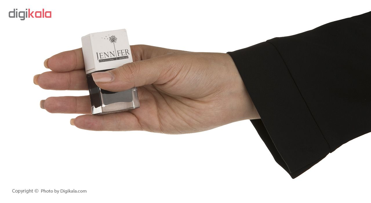 لاک ناخن جنیفر مدل JN شماره 29 به همراه سوهان ناخن