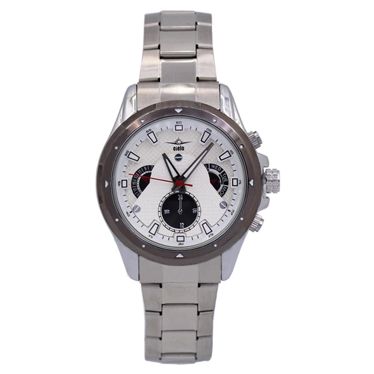 ساعت مردانه سیلو مدل MWMU-0168 11