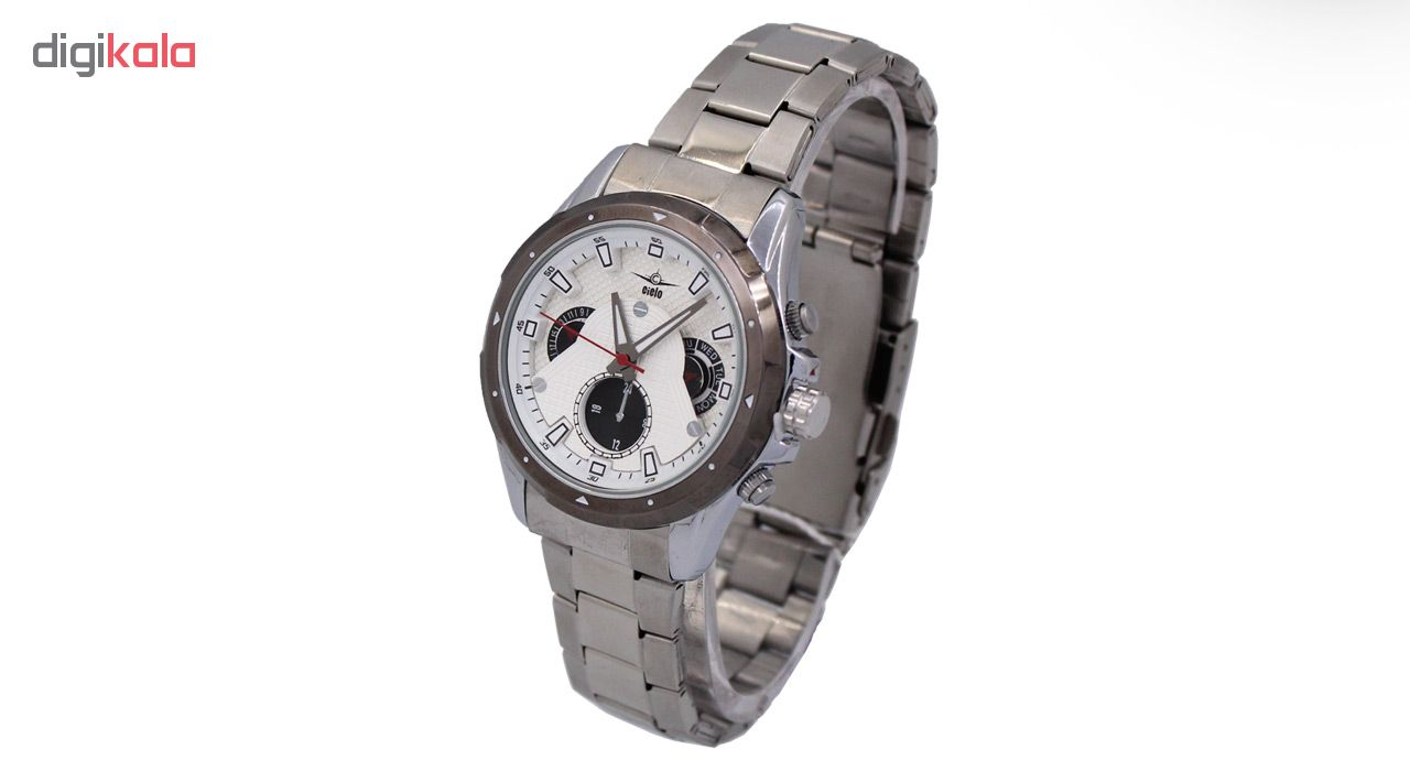 ساعت مردانه سیلو مدل MWMU-0168