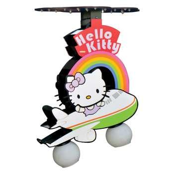 لوستر کودک مدل hello kitty
