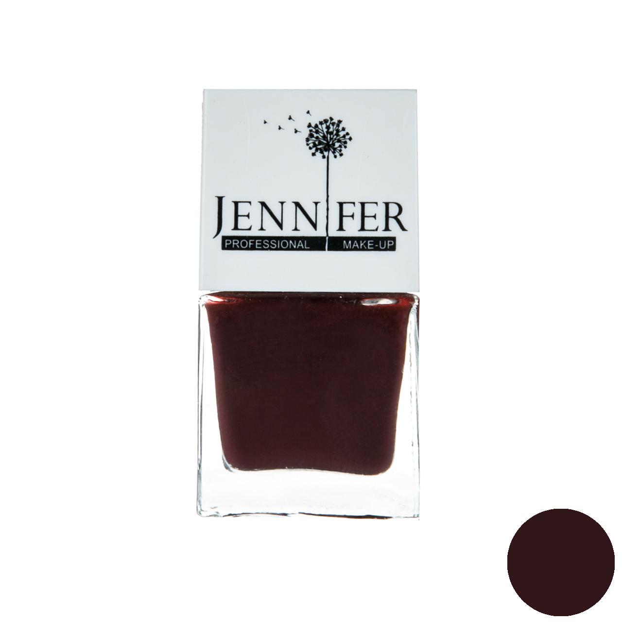 لاک ناخن جنیفر مدل JN شماره 26