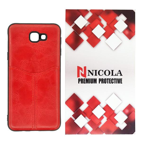 کاور نیکلا مدل N_CT مناسب برای گوشی موبایل سامسونگ Galaxy J7 Prime