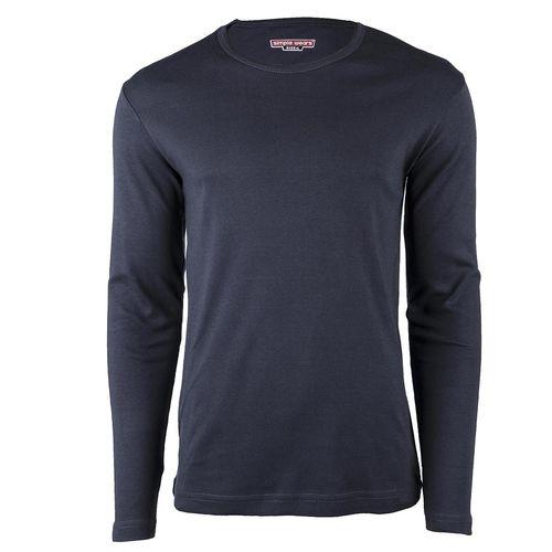 تیشرت فانریپ مردانه مدلsw5-gray