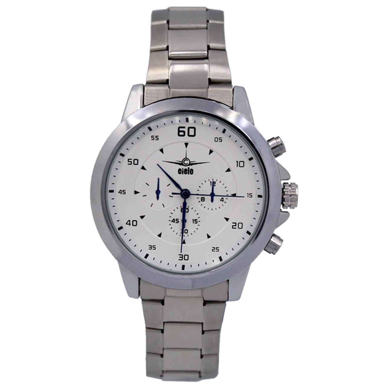 ساعت مردانه سیلو مدل MWMU-0173