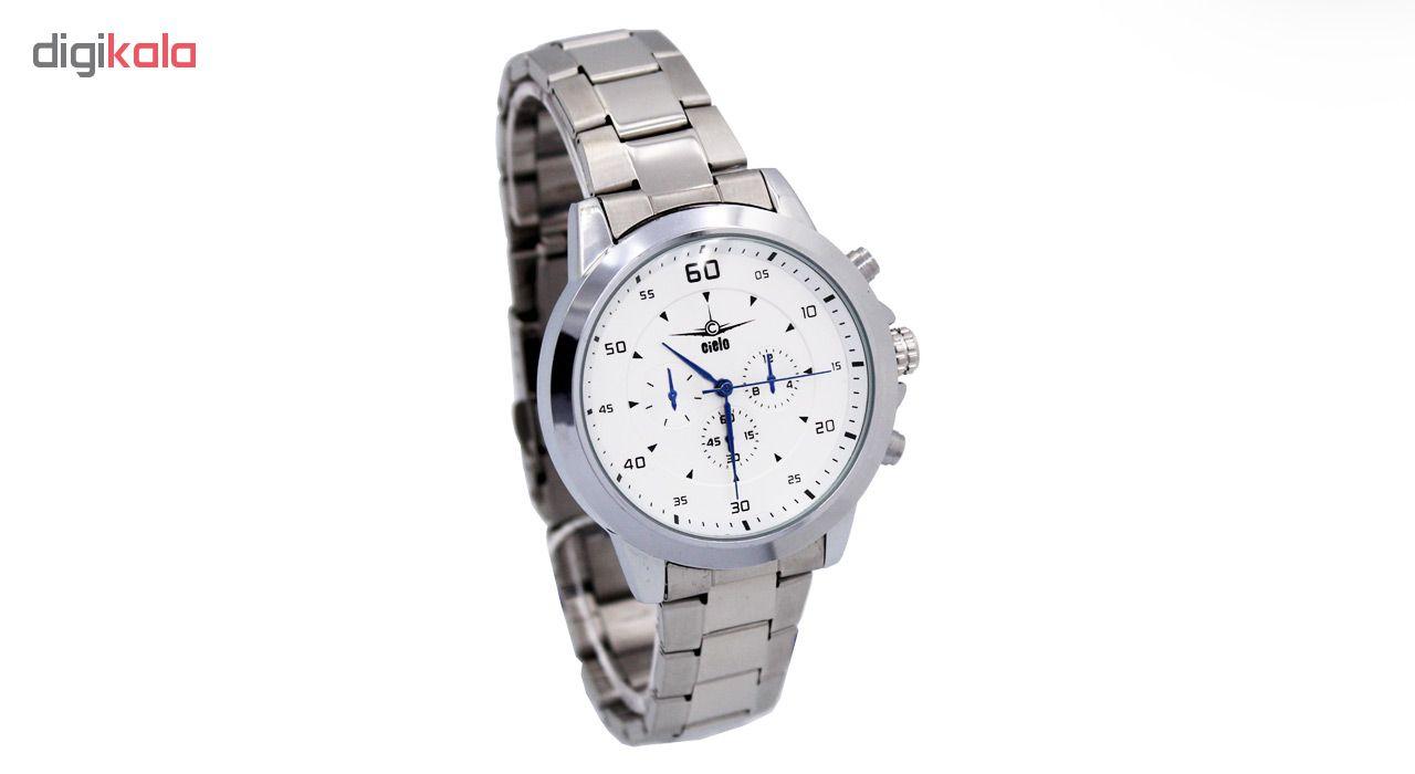 خرید ساعت مردانه سیلو مدل MWMU-0173