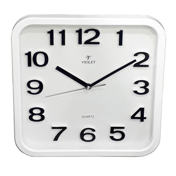 ساعت دیواری ویولت مدل WS19718BP/B