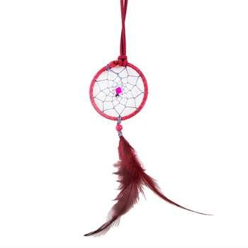 گردنبند طرح دریم کچر مدل Red Dreamer