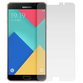محافظ صفحه نمایش شیشه ای مدل Tempered مناسب برای گوشی موبایل سامسونگ گلکسی A9 2016