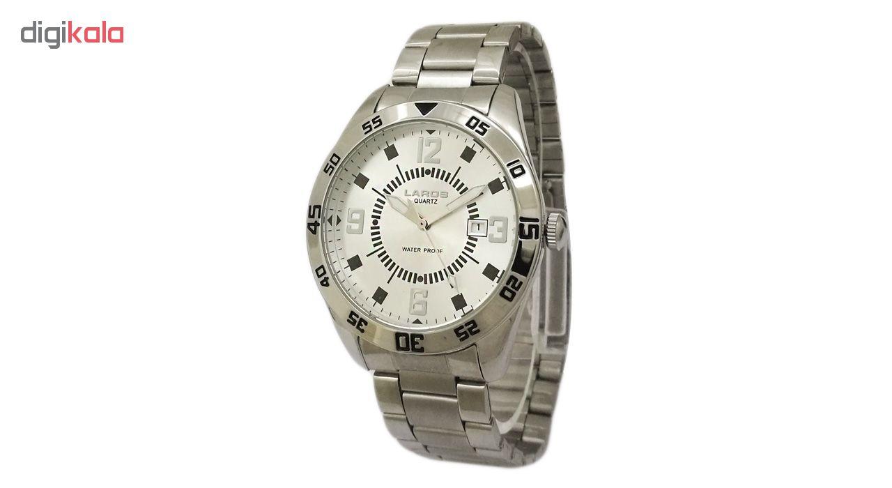 ساعت مچی عقربه ای مردانه لاروس مدل0517-79979-d